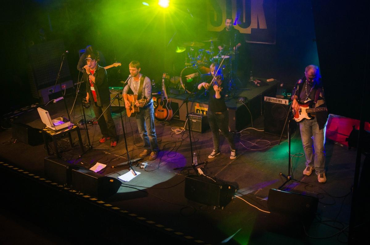 Dobrodelni koncert - Ustvarjalnost za vse
