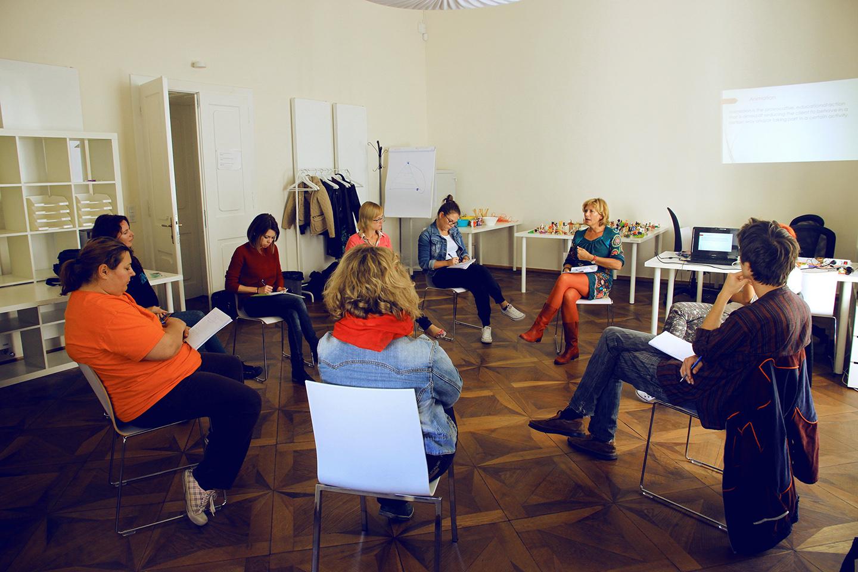 Seminar Drama in ustvarjalnost